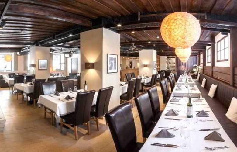 Kreutzwald Hotel Tallinn - Restaurant - 8