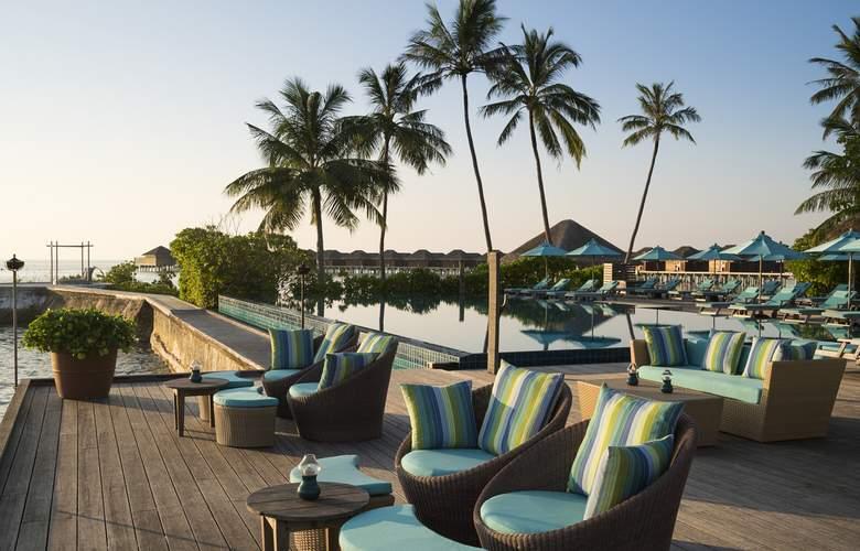 Anantara Veli Maldives Resorts - Terrace - 7