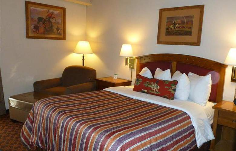 Best Western Outlaw Inn - Room - 76