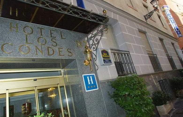 Best Western Hotel Los Condes - Hotel - 5