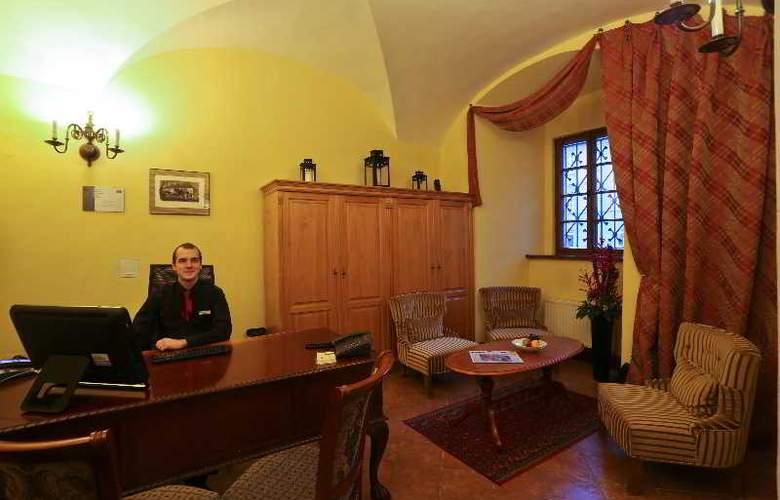Questenberk Romantic Hotel Prague - General - 1