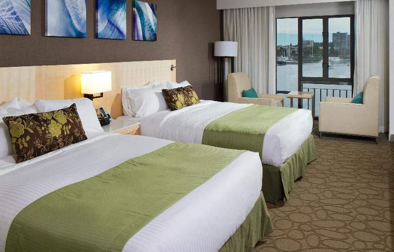 Delta Victoria Ocean Pointe Resort & Spa - Room - 13