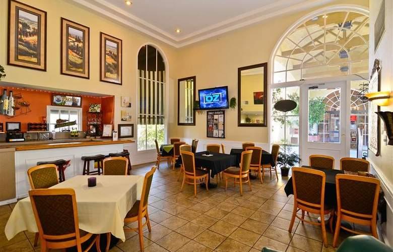 Best Western Newport Mesa Hotel - Restaurant - 129