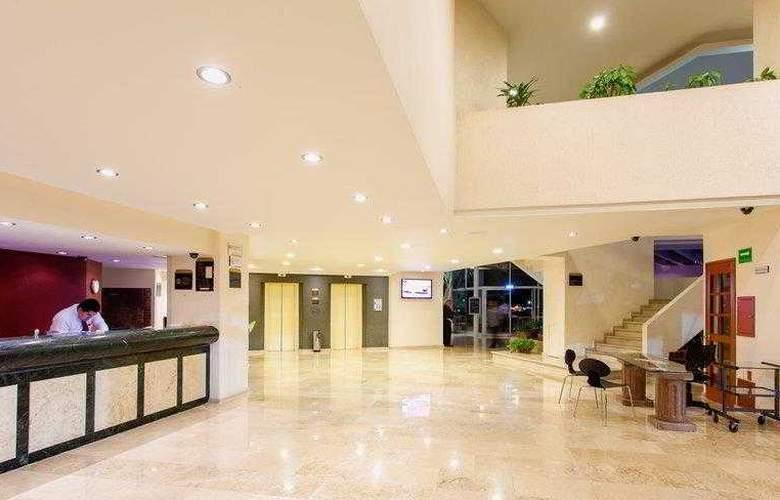 Best Western Plus Gran Morelia - Hotel - 80