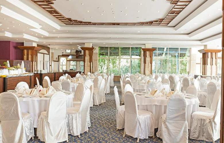 Polat Thermal Hotel - Restaurant - 14