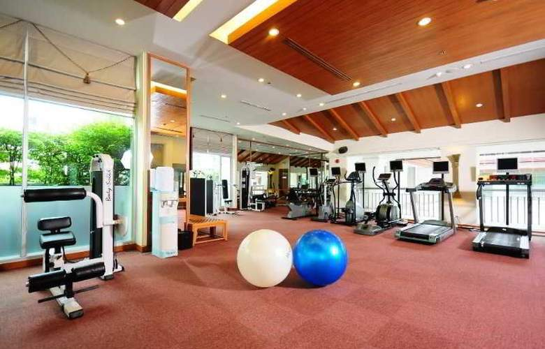 Centre Point Wireless Road Hotel & Residence - Sport - 16
