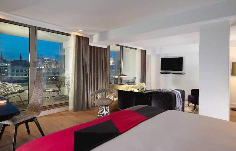 Mondrian London - Room - 11