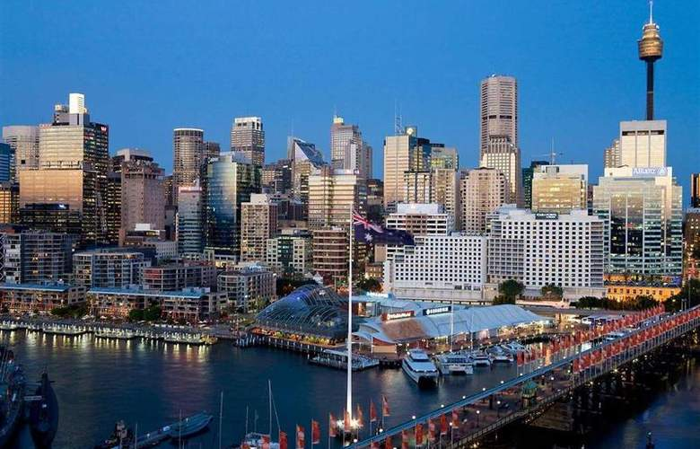 Novotel Sydney on Darling Harbour - Hotel - 51