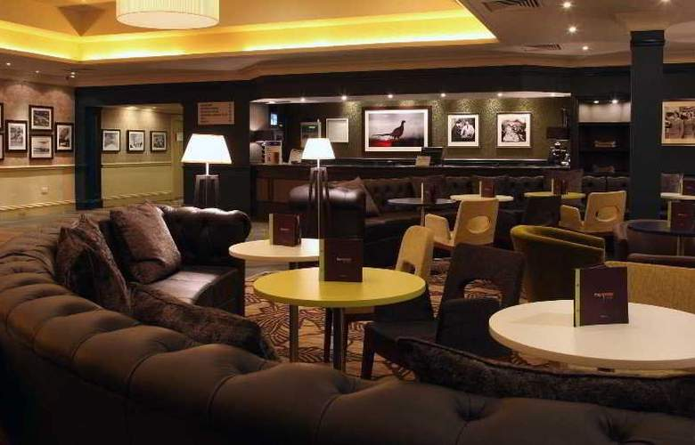 Hilton Edinburgh Airport - Bar - 3