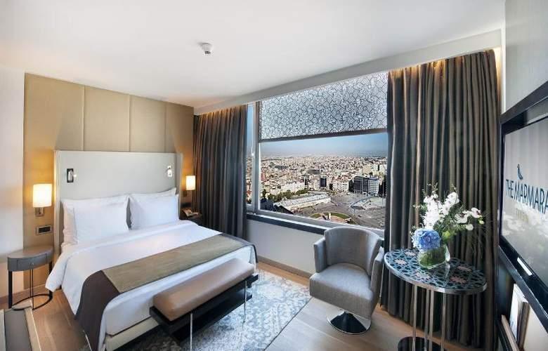 The Marmara Taksim - Istanbul - Room - 15