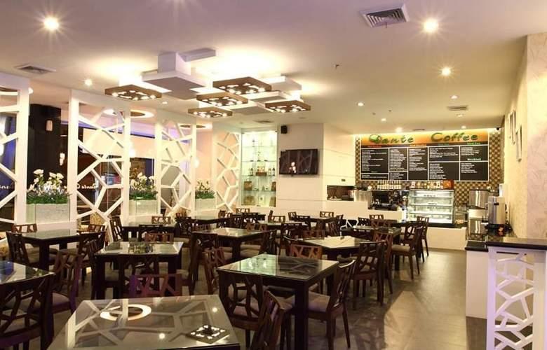 Karibia Boutique Hotel - Restaurant - 5