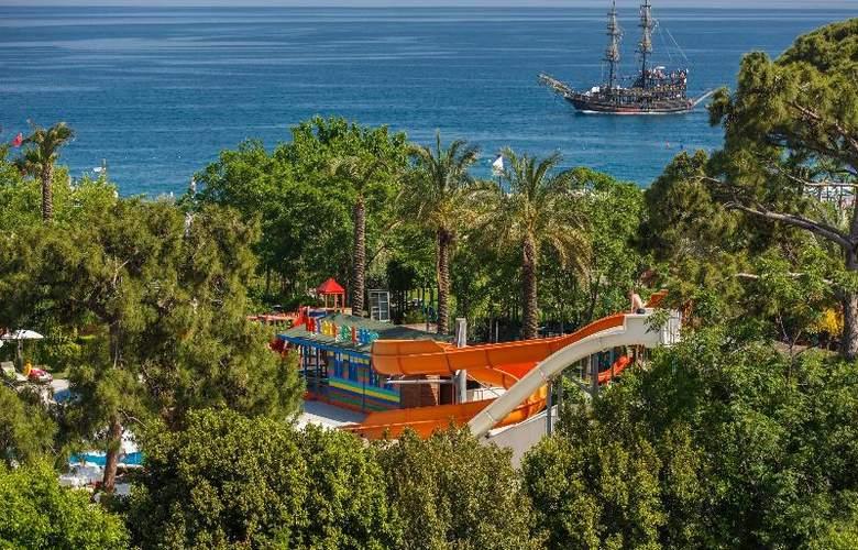 Novia Lucida Beach Hotel - Sport - 7