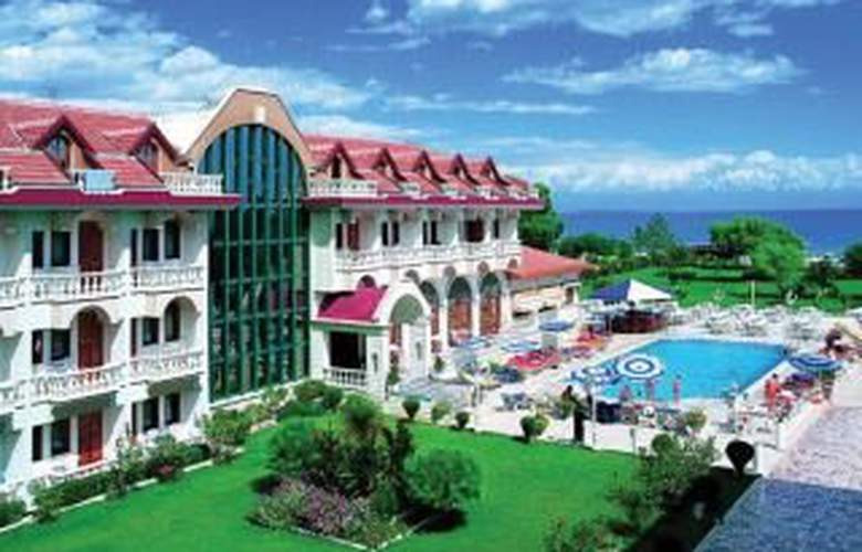 Montana Beach Club Hotel - Hotel - 0
