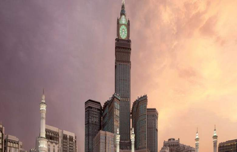 Makkah Clock Royal Tower a Fairmont Hotel - Hotel - 4