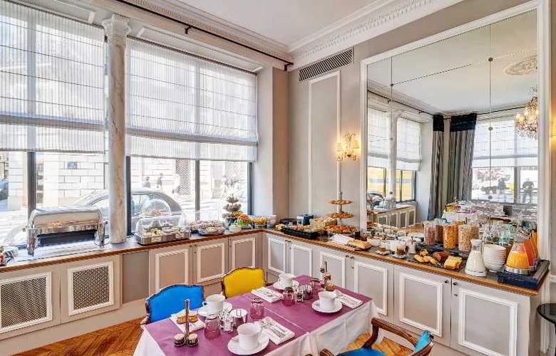 Premier Bradford Elysees - Restaurant - 4