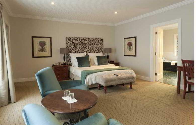 Lanzerac Hotel & Spa - Room - 22