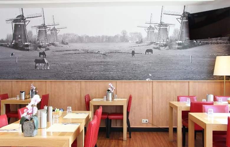 Best Western Amsterdam Airport - Restaurant - 22