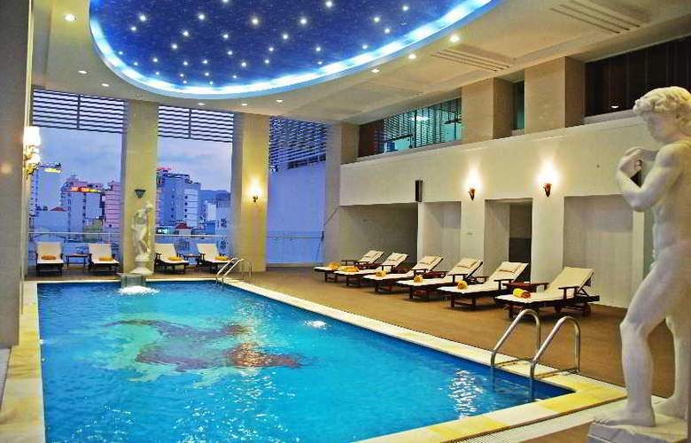Green World Hotel Nha Trang - Pool - 34