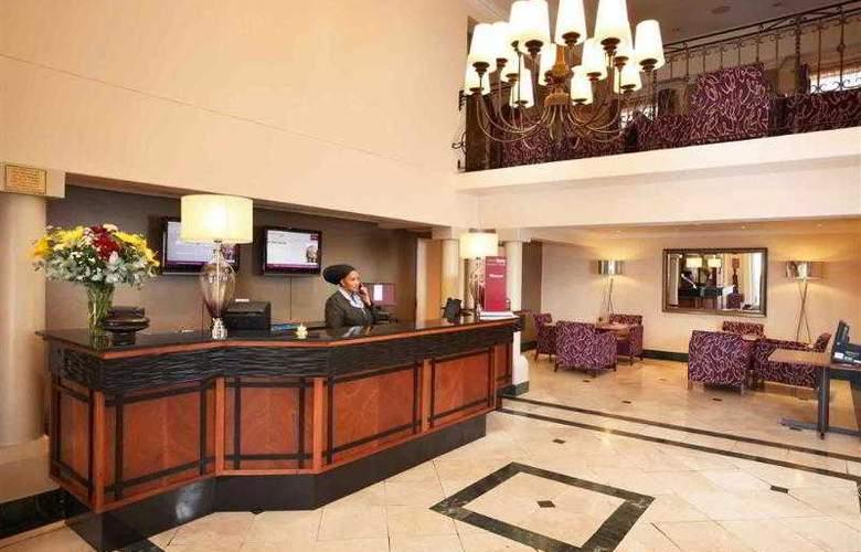 Mercure Johannesburg Midrand - Hotel - 3