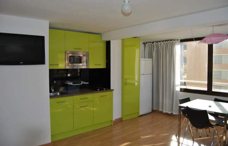 Apartamentos NOW Benidorm - Room - 7