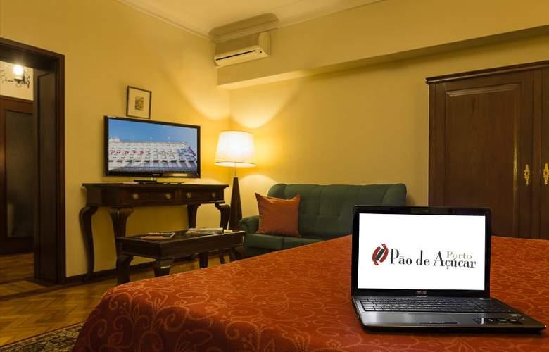 Hotel Pao De Acucar - Room - 9