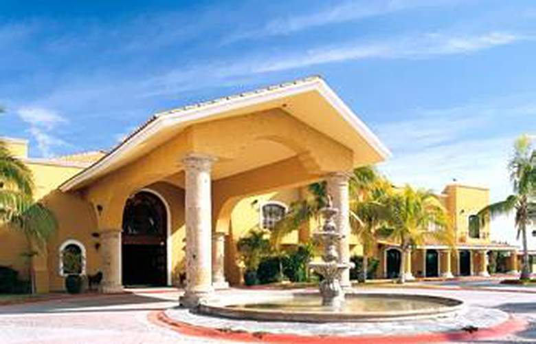 Grand Plaza La  Paz Hotel & Suites - Hotel - 0