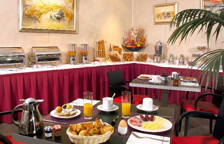 Appart'city Confort Part Dieu - Restaurant - 8
