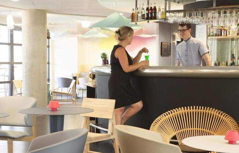 Novotel Suites Paris Velizy - Bar - 36