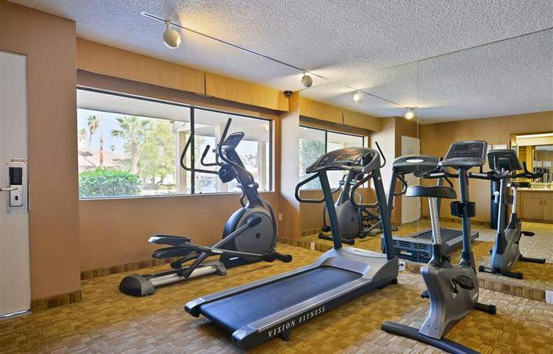 Best Western Inn at Palm Springs - Sport - 124