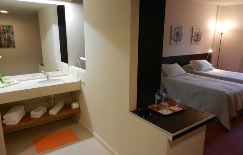 UNO Buenos Aires Suites - Room - 2