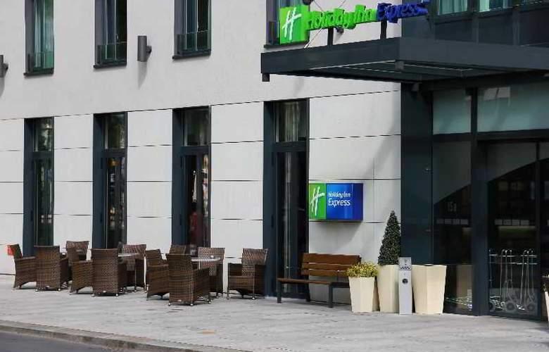 Holiday Inn Express Dresden City Centre - Terrace - 5