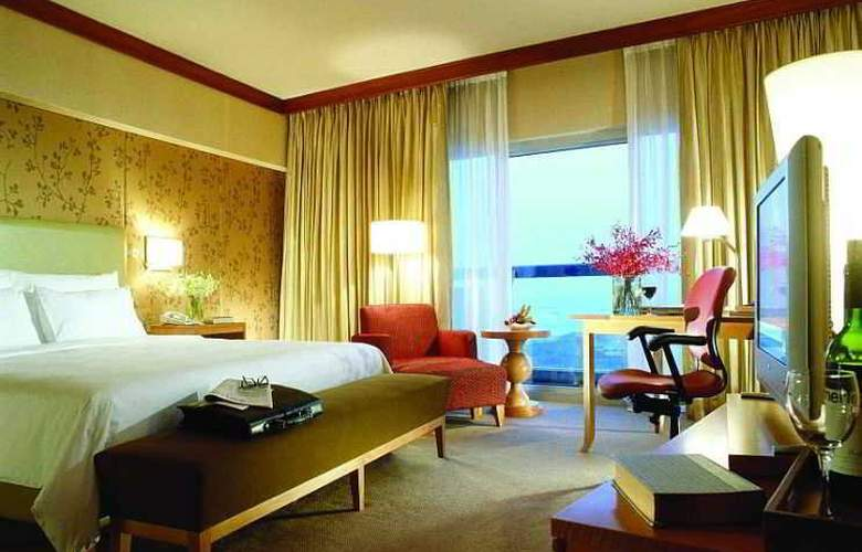 Swissotel The Stamford Singapore - Room - 10