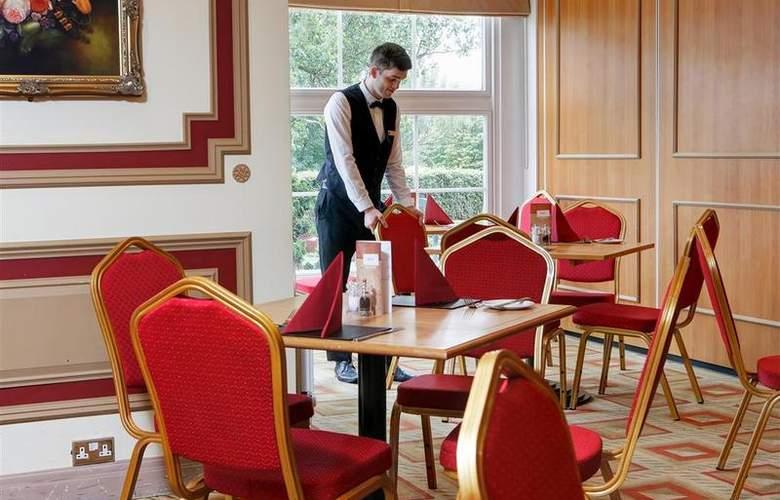 Best Western Homestead Court - Restaurant - 44