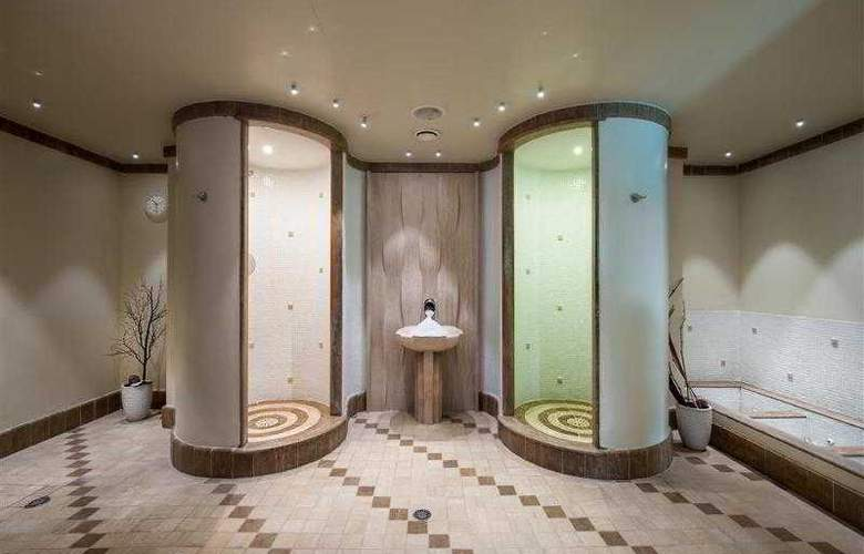 BEST WESTERN PREMIER Villa Fabiano Palace Hotel - Hotel - 42