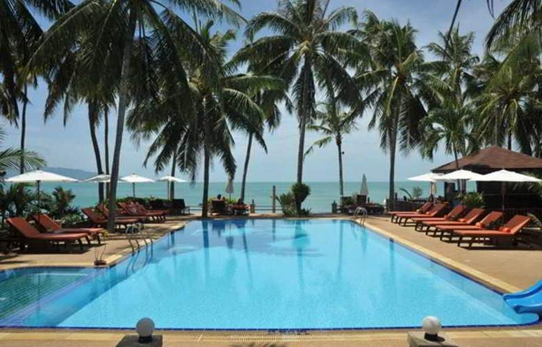 Coco Palm Beach Resort - Pool - 8