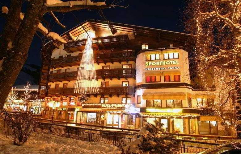 Berger's Sporthotel - Hotel - 0