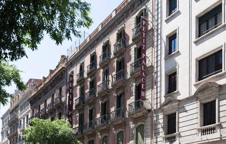 Petit Palace Barcelona Plus - Hotel - 7
