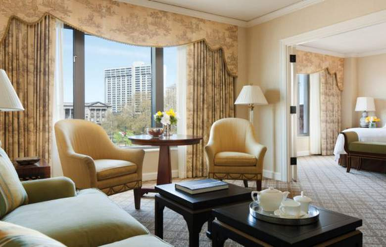 Four Seasons Hotel Philadelphia - Room - 9