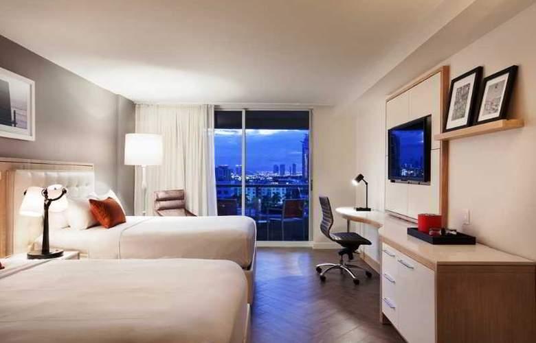 Marriott South Beach - Room - 2
