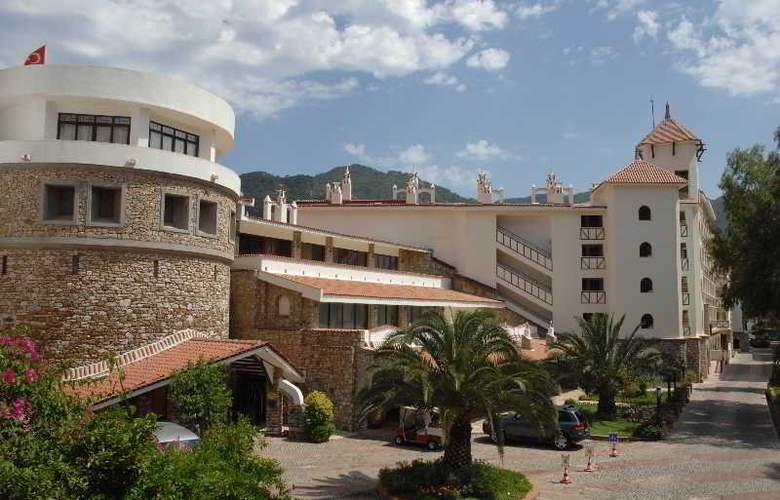 Marti Resort Hotel - Hotel - 9