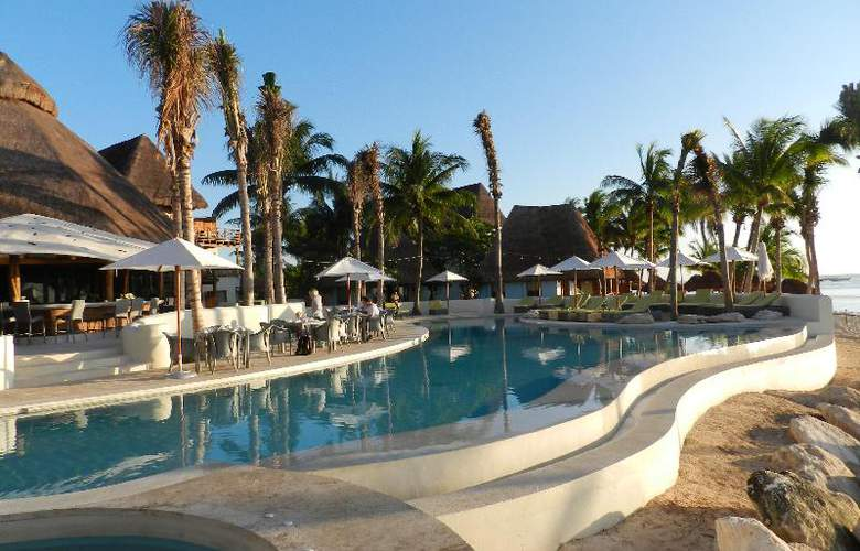 Mahekal Beach Resort - Pool - 30