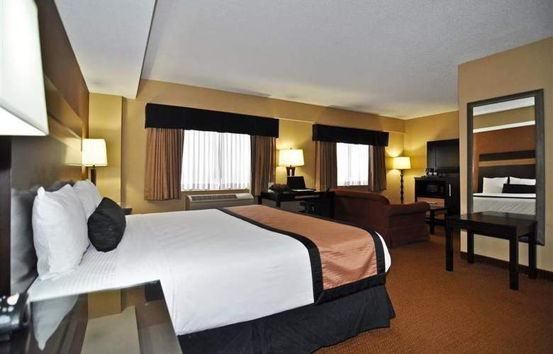 Best Western Plus Newark Airport West - Room - 90