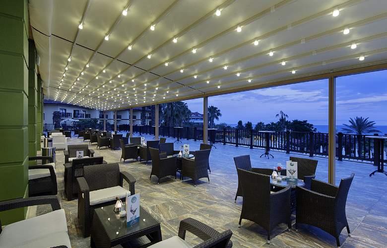 Alba Resort - Terrace - 11