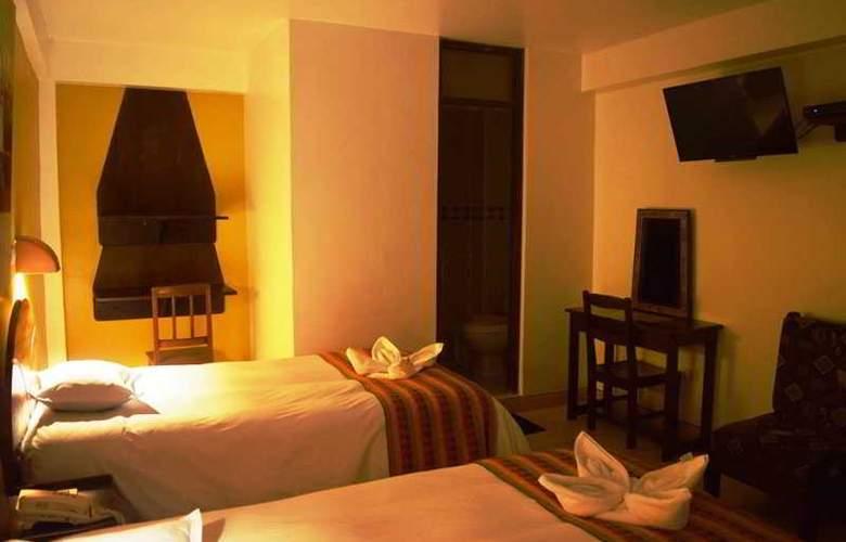 Terrazas del Inca Bed & Breakfast - Room - 9