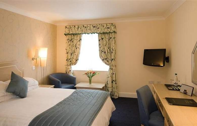Best Western Calcot - Room - 123