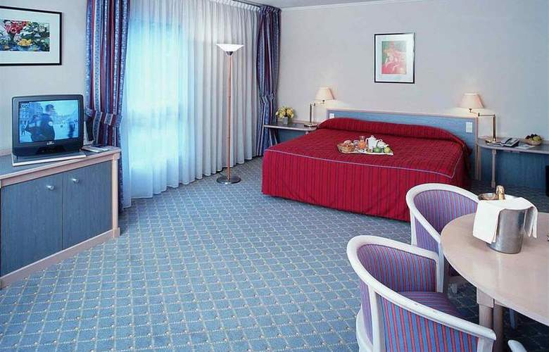 Mercure Royal Fontainebleau - Room - 36