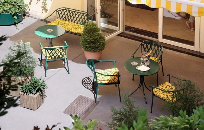 Mercure Secession Wien - Terrace - 5