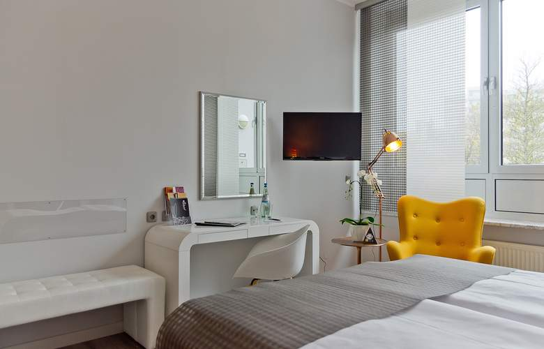 Arthotel Ana Munich Messe - Room - 7