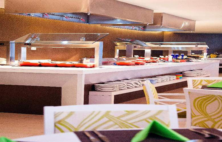 La Pergola Aparthotel - Restaurant - 90