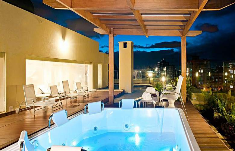 Casa Dann Carlton Bogota - Spa - 18